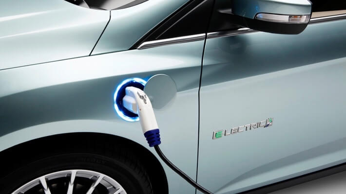 Ford Focus Electric opladen