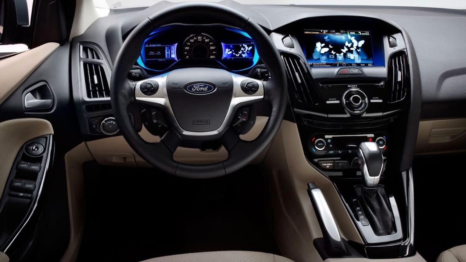 Ford Focus stuur