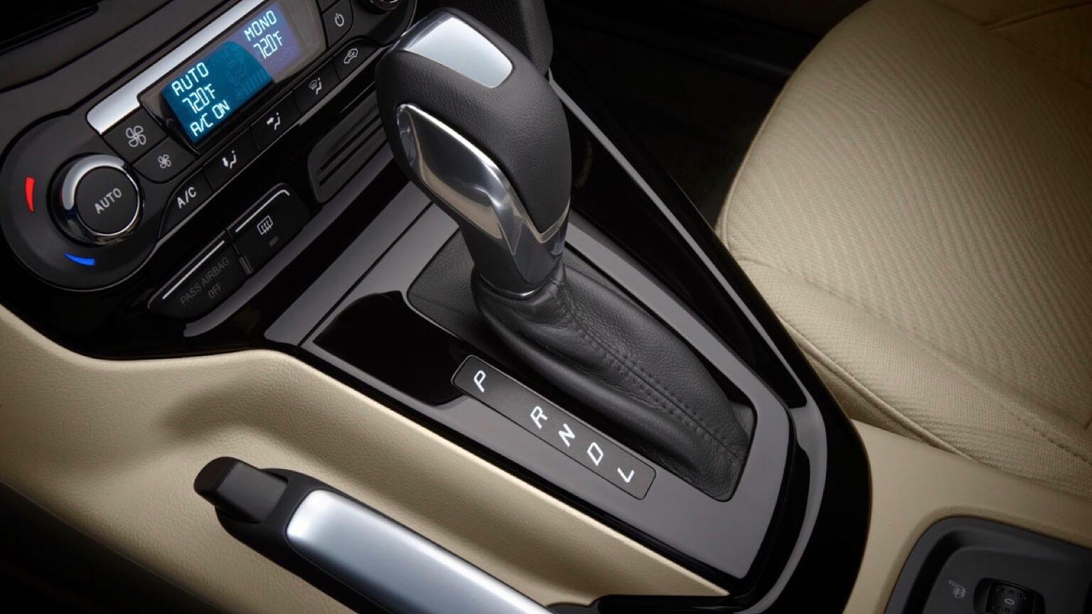 Ford Focus versnellingen