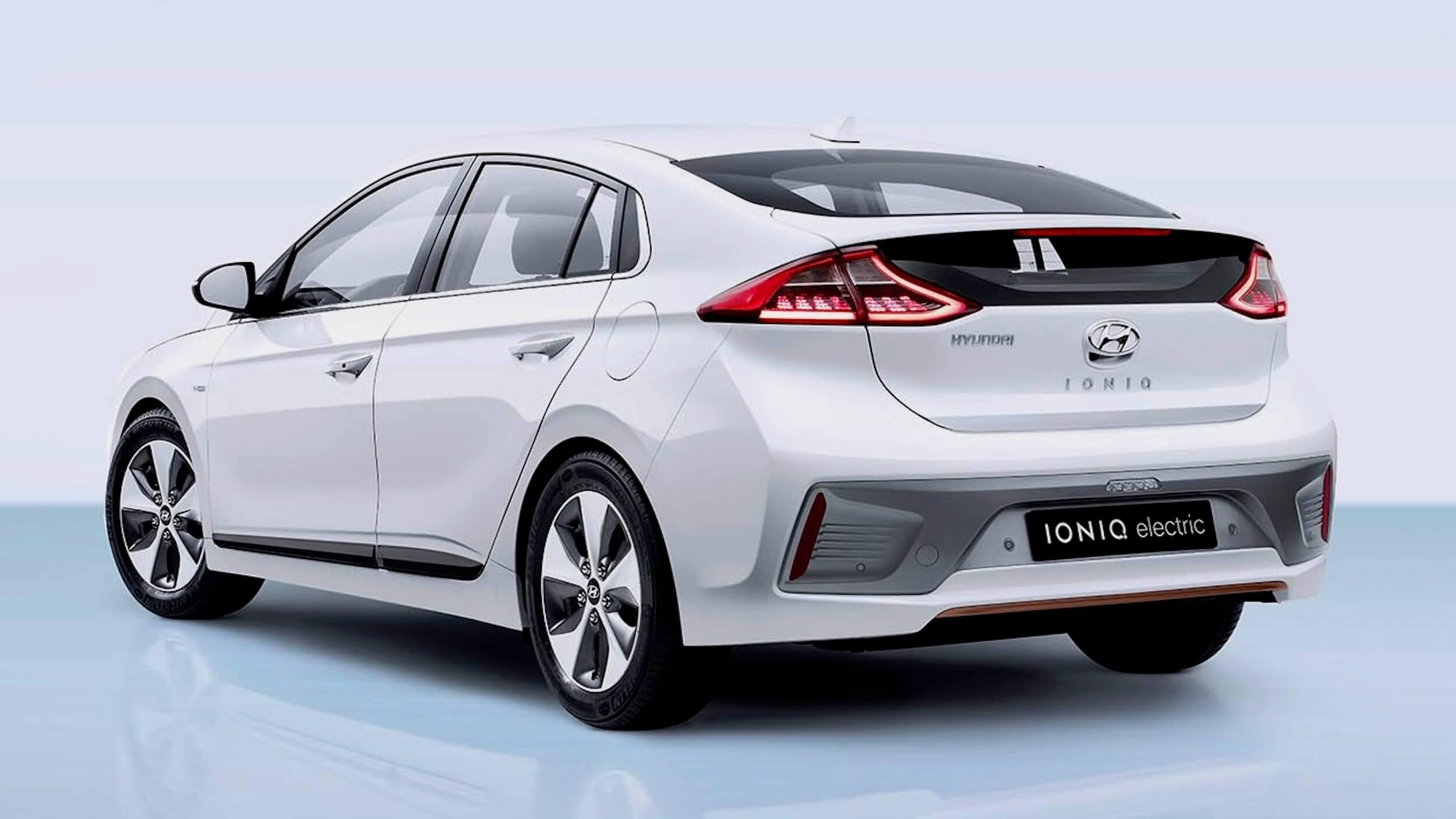 Hyundai Ioniq 2016 28 kWh