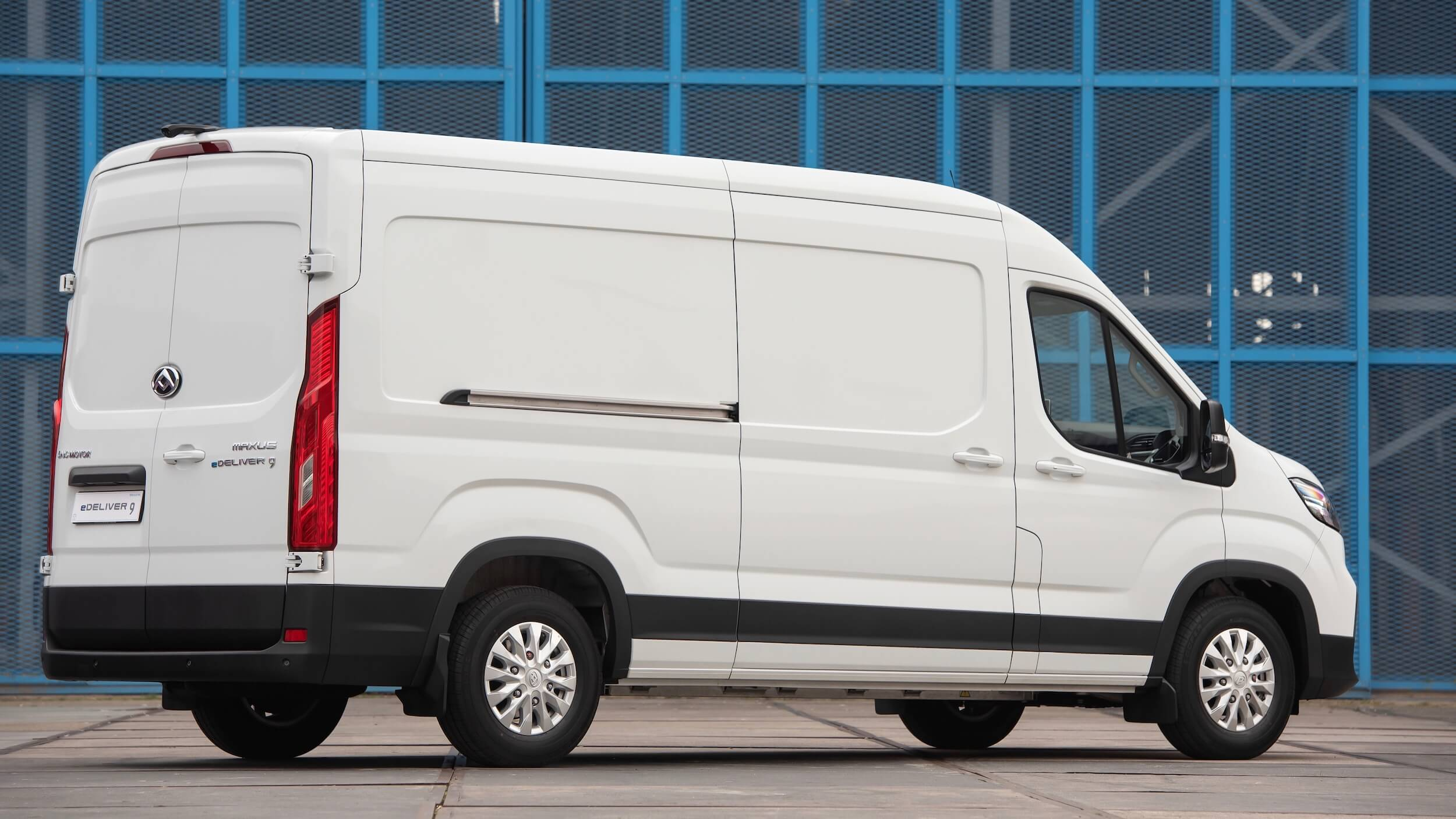 Maxus eDeliver 9 elektrische bestelwagen