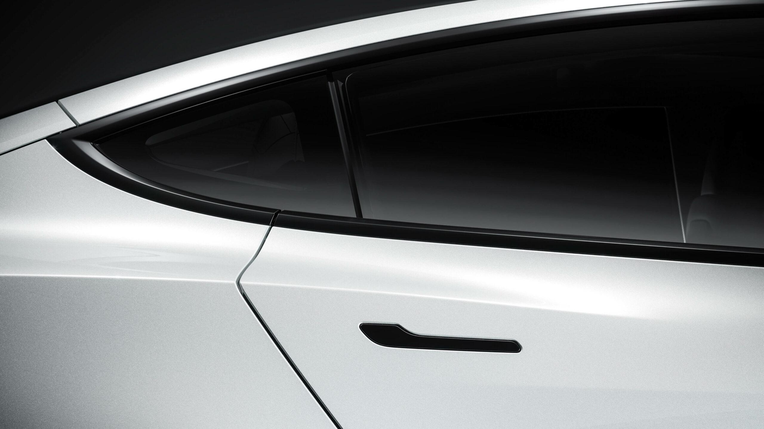 2021 Tesla Model 3 deurhendel