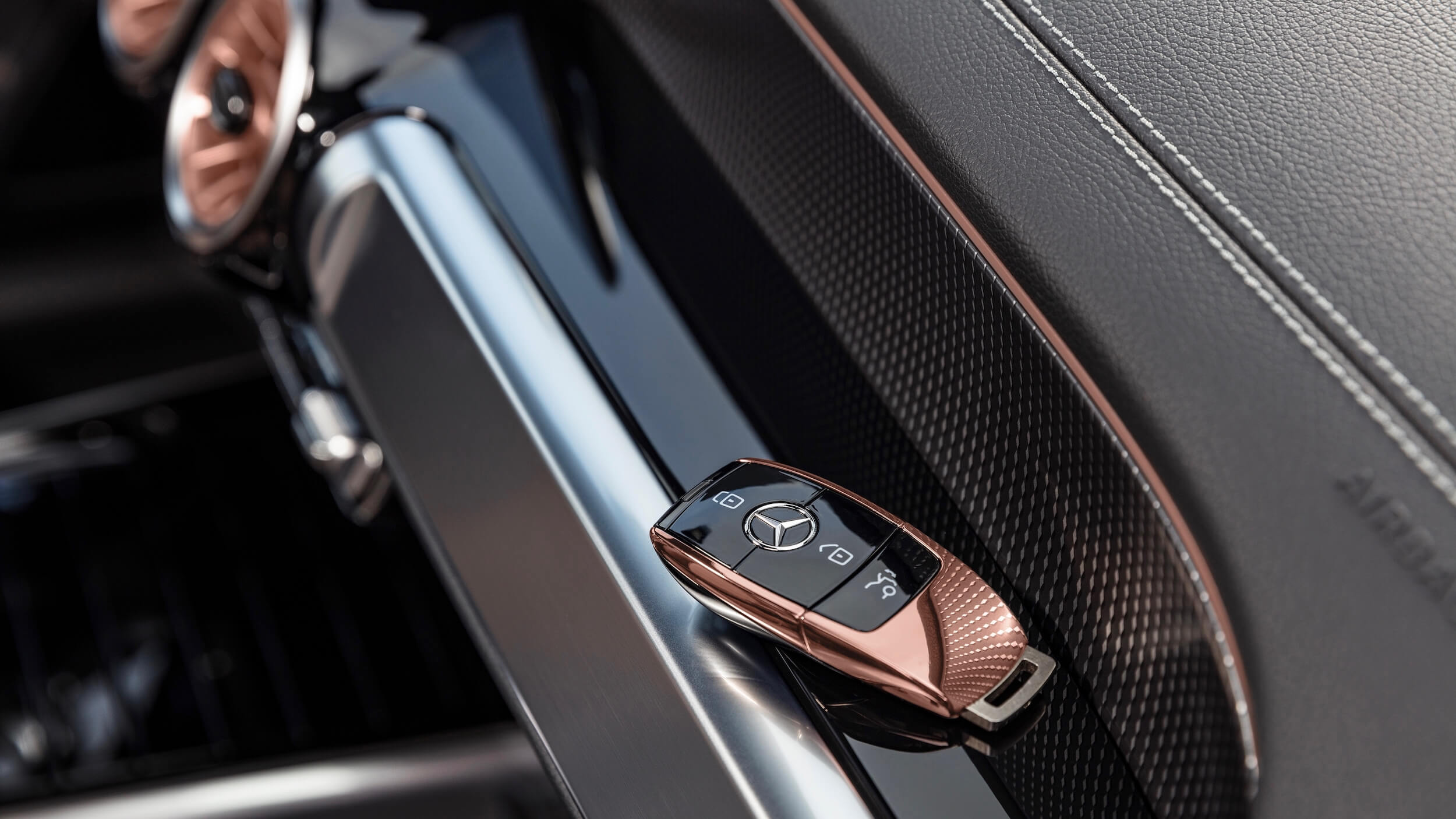 Mercedes EQB sleutel