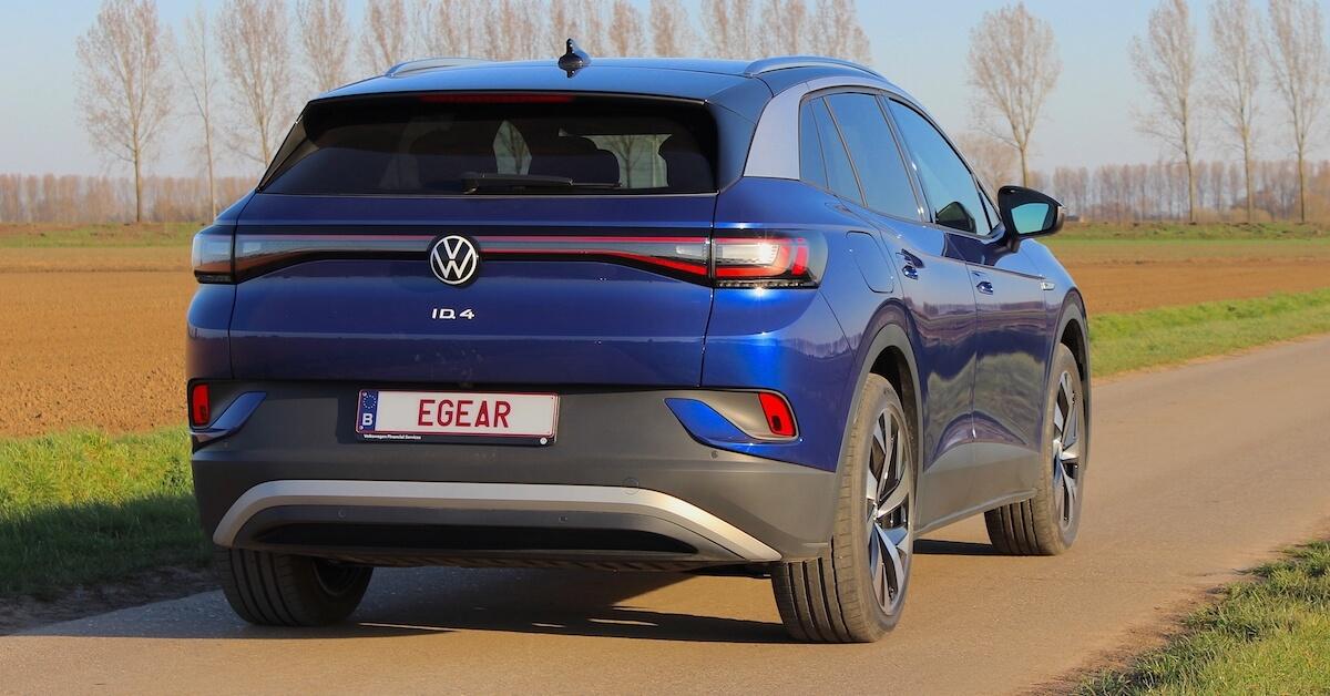 Volkswagen ID.4 achterkant