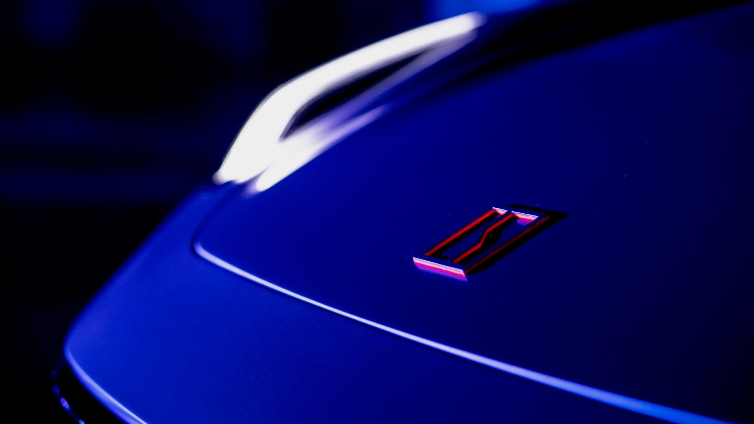 Zeekr 001 auto logo