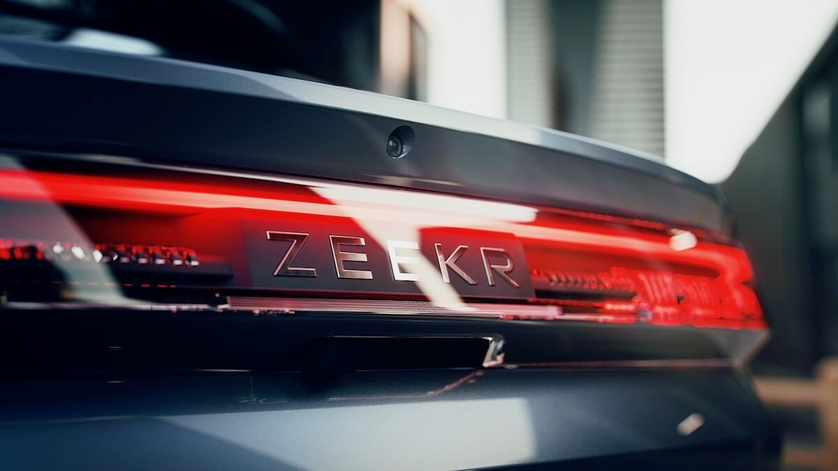 Zeekr logo