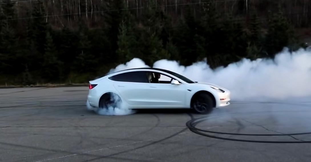 fijnstof elektrische auto