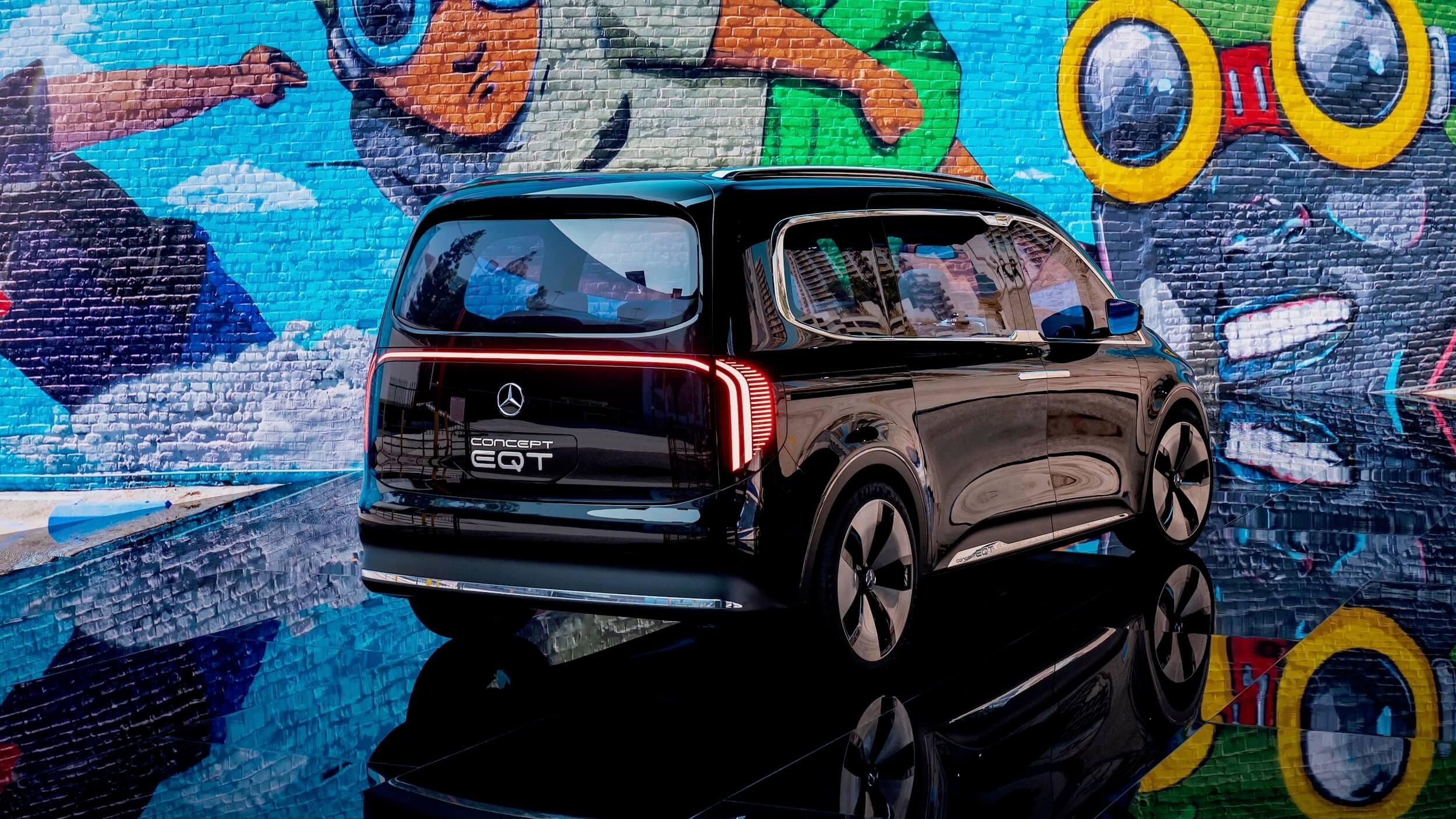 Mercedes EQT Concept 2