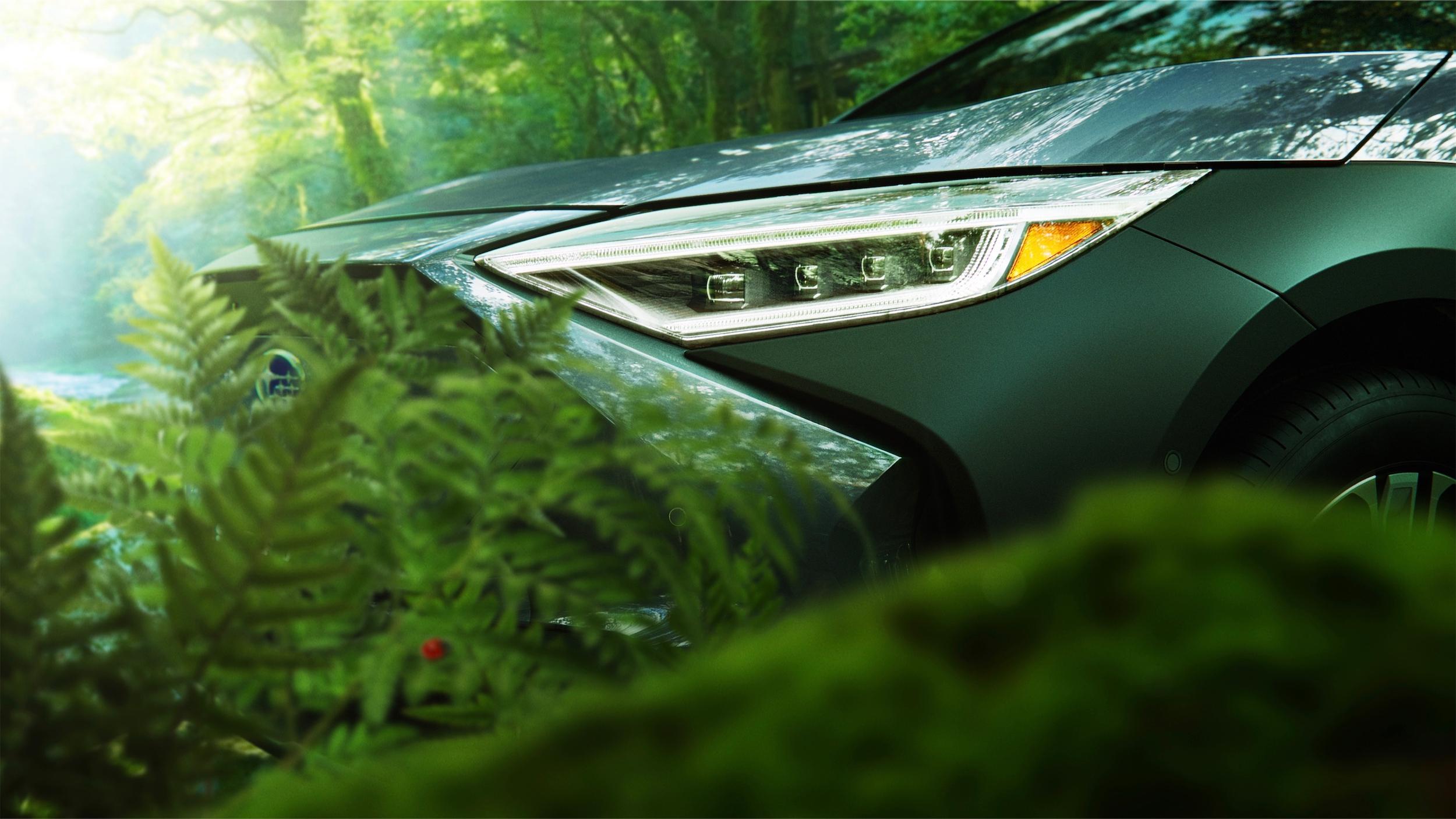 Subaru Solterra 1