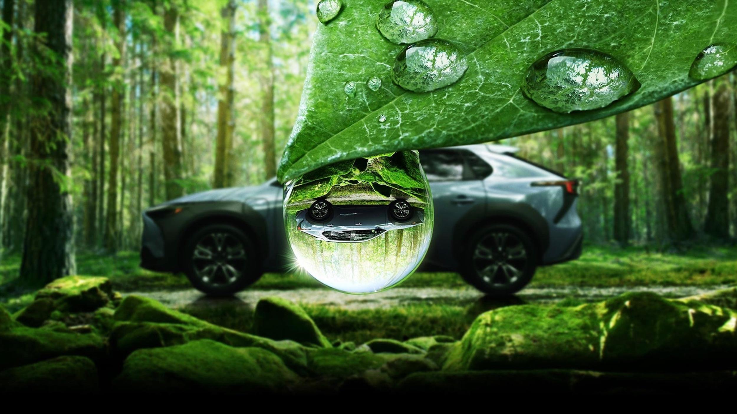 Subaru Solterra 5