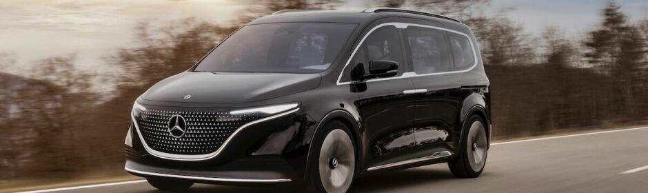 elektrische Mercedes EQT