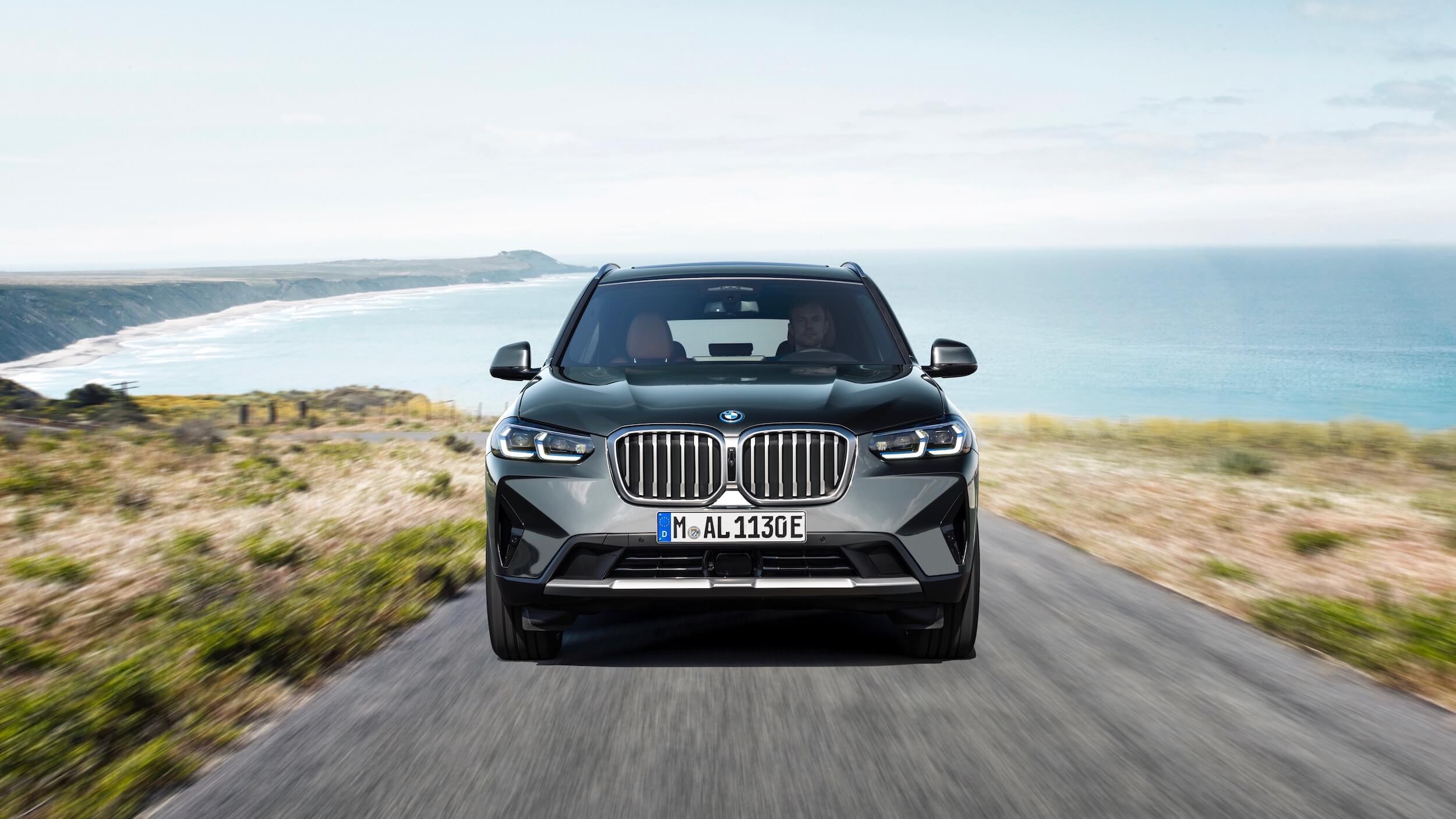 BMW X3 xDrive30e facelift