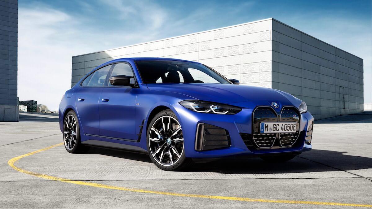 BMW i4 M50 1