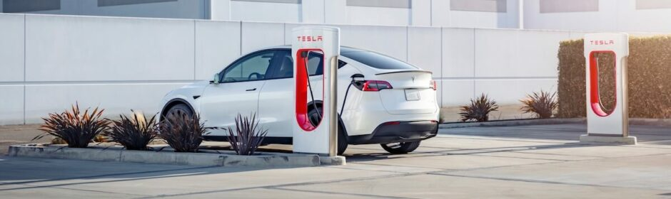 Tesla Supercharger toegang