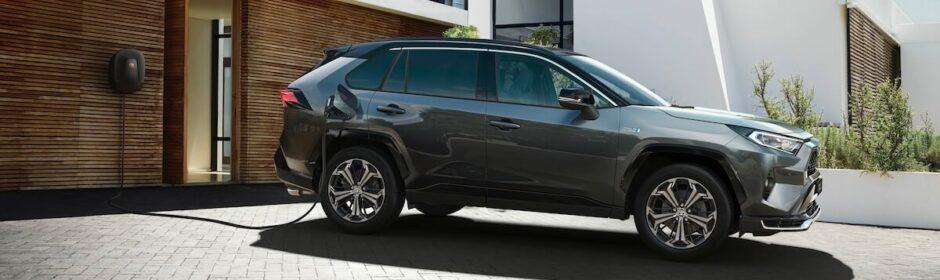 Toyota RAV4 Plug in Hybrid