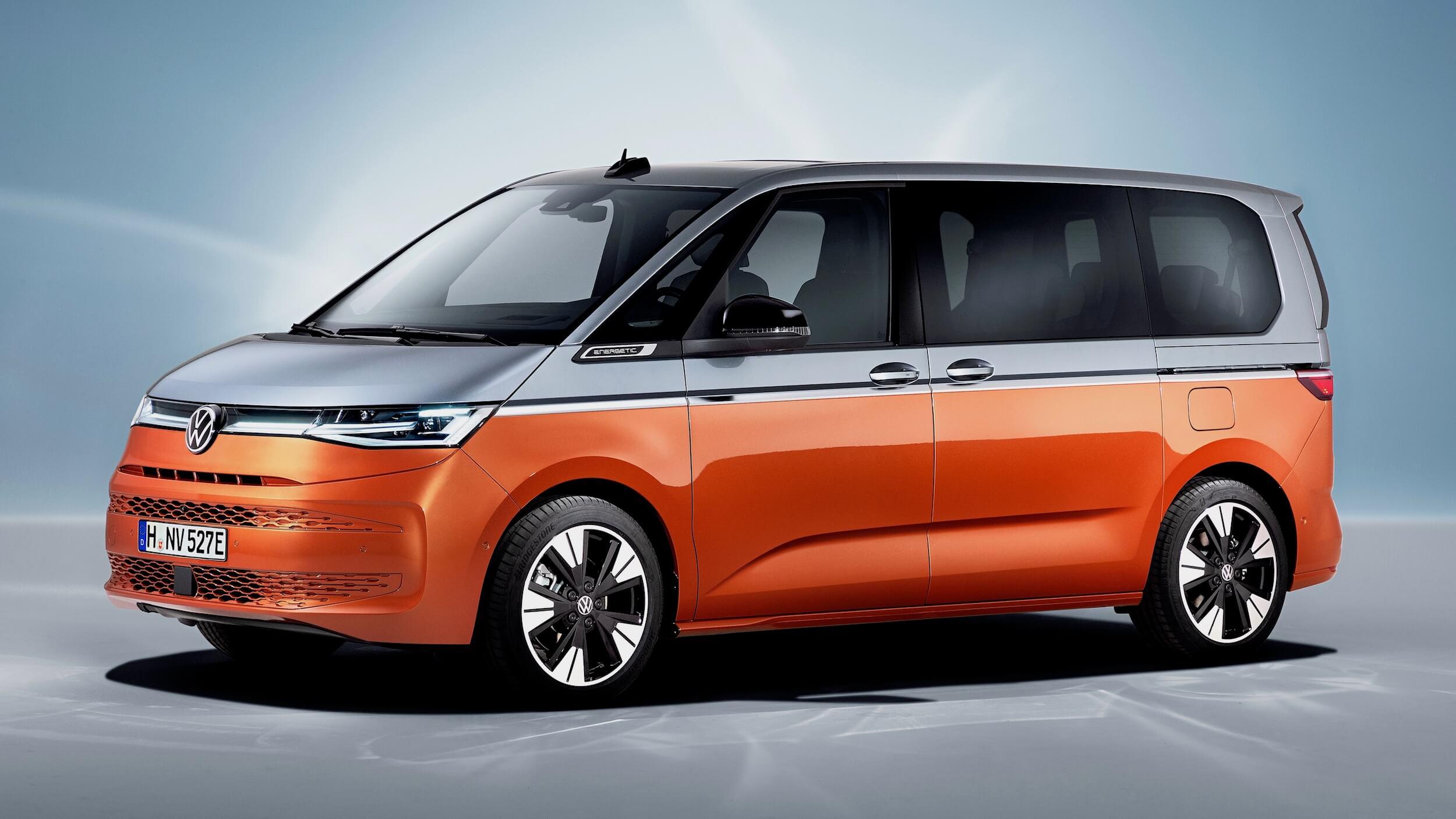 VW Multivan PHEV