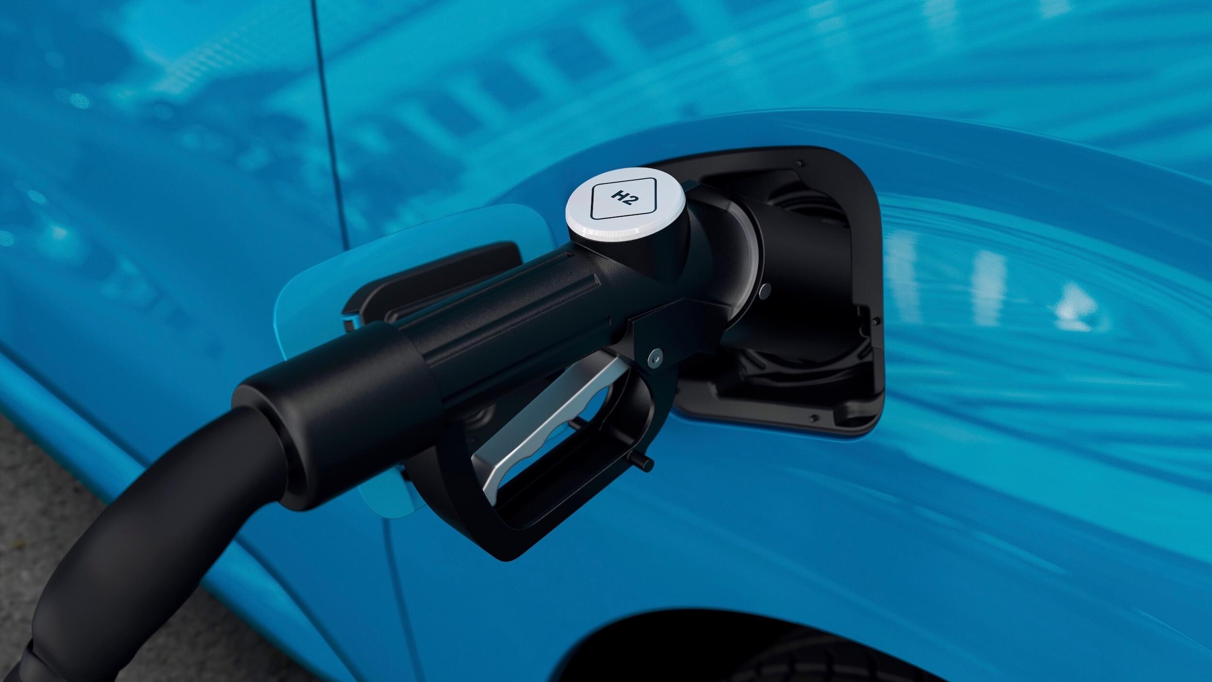 Peugeot e Expert Hydrogen 2