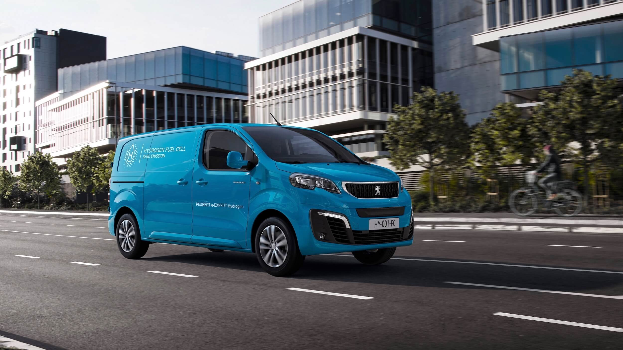 Peugeot e Expert Hydrogen 3