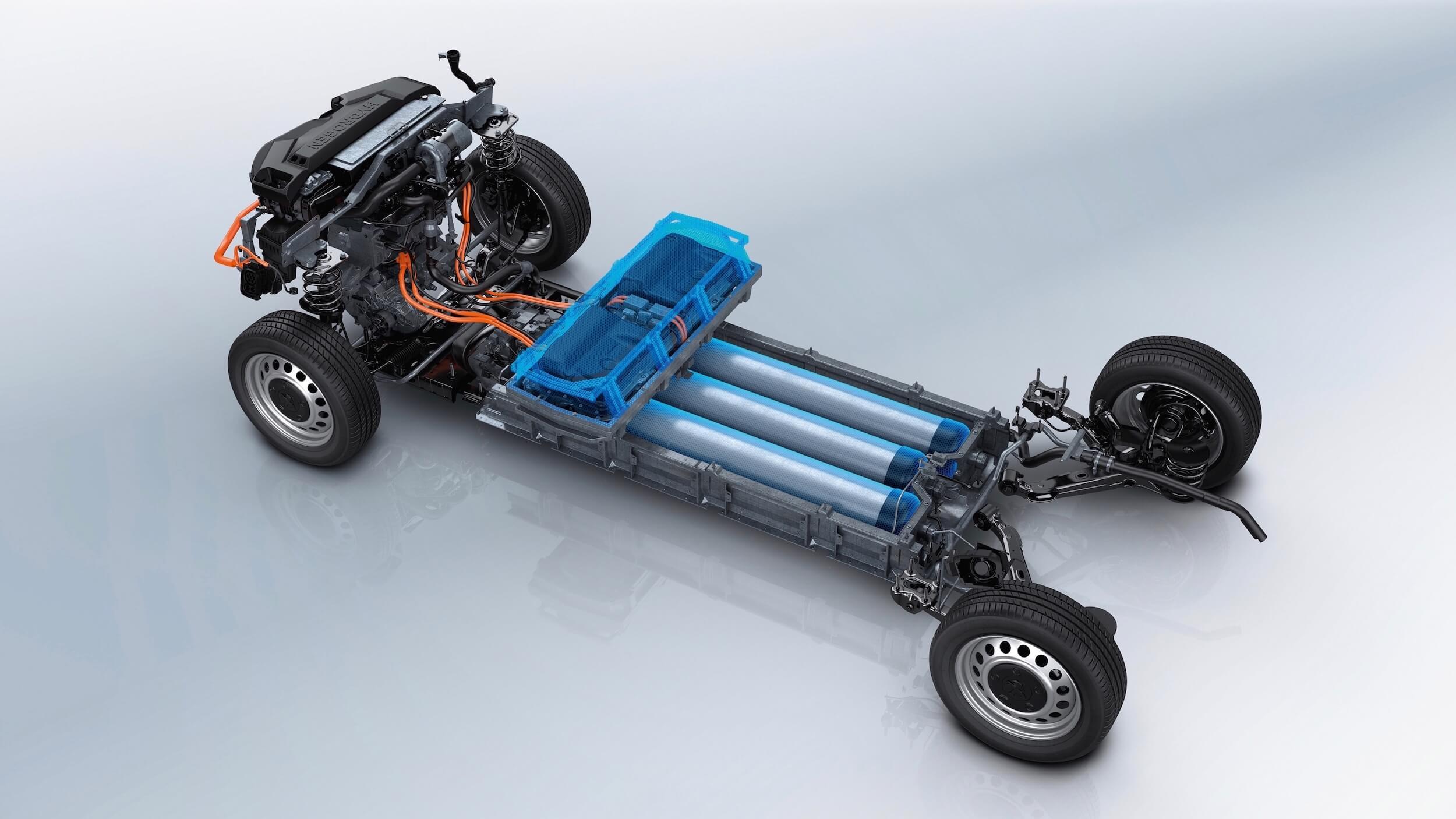 Peugeot e Expert Hydrogen 4