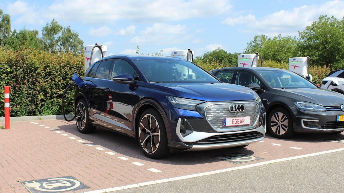 Audi Q4 40 e tron