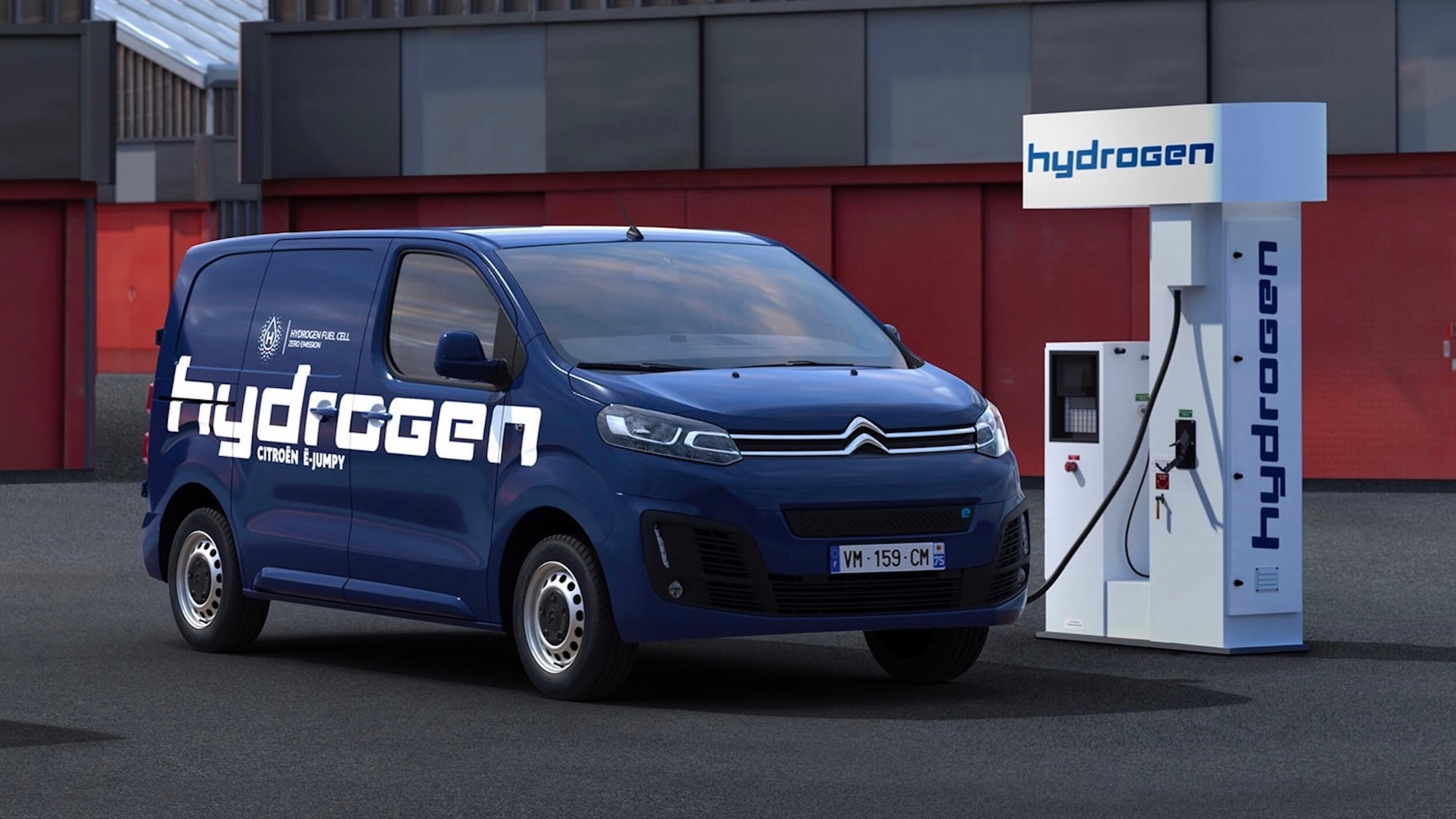 Citroën ë Jumpy Hydrogen 3
