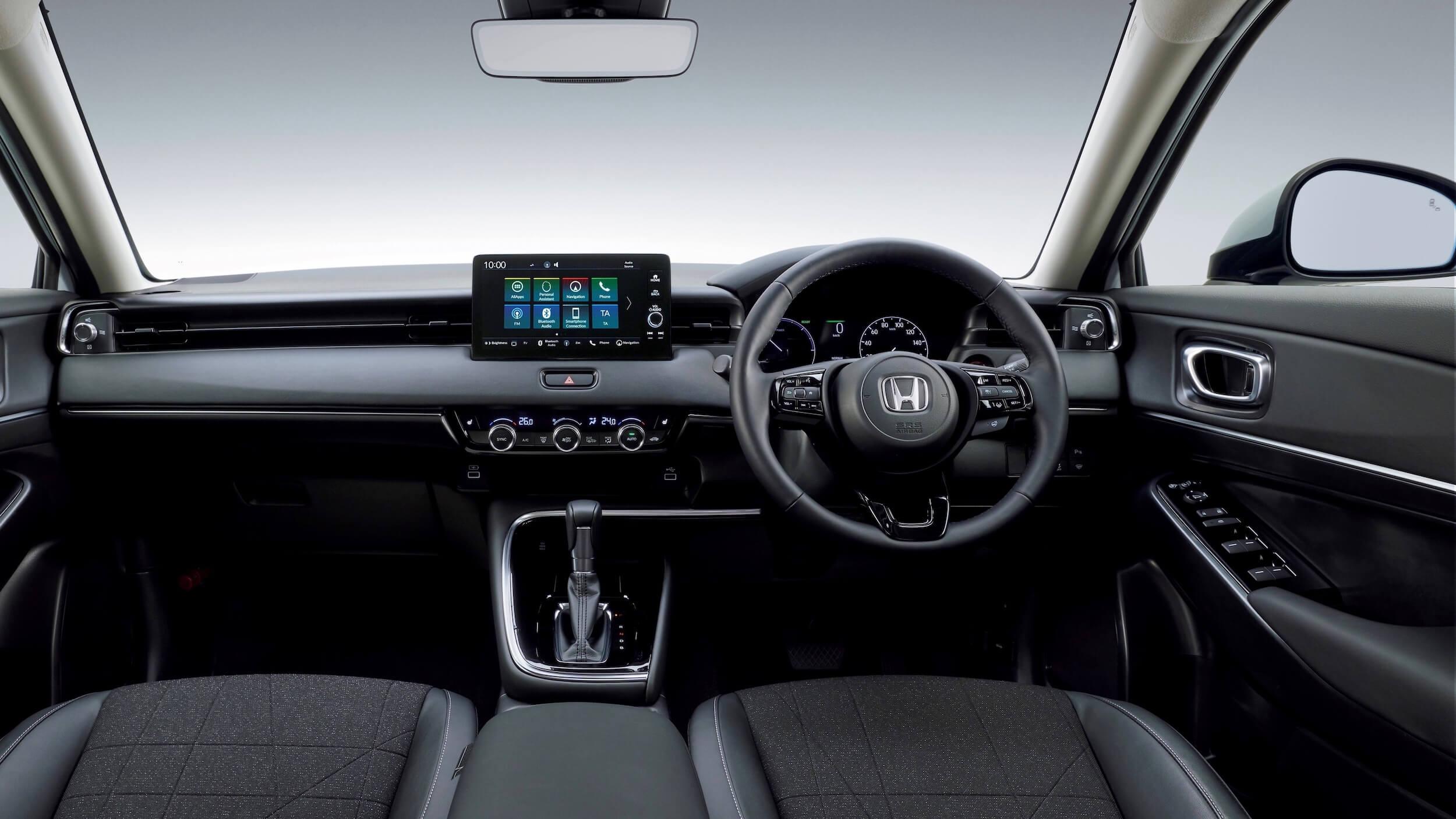 Honda HR V interieur