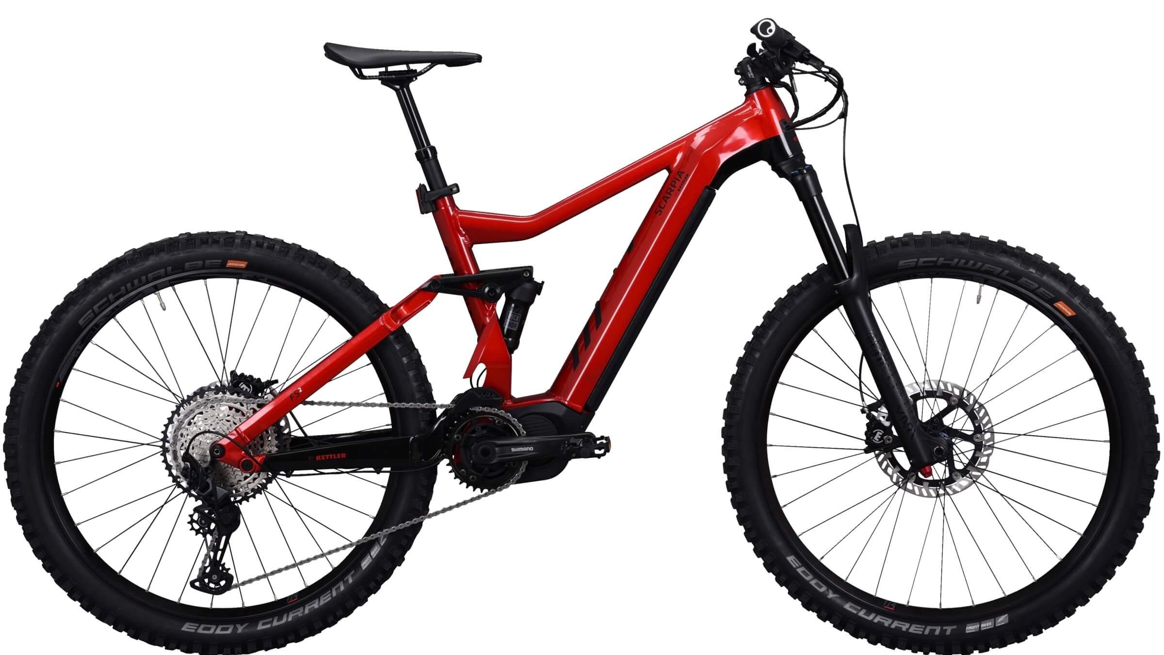 Kettler elektrische mountainbike