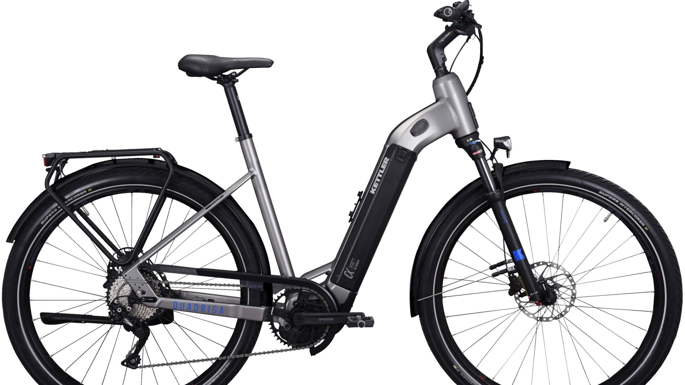 Kettler elektrische speed fiets