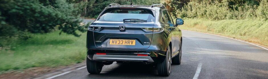 Nieuwe Honda HR V hybride