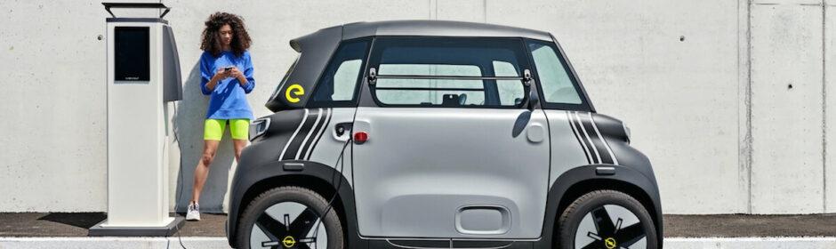 Opel Rocks e elektrische vierwieler