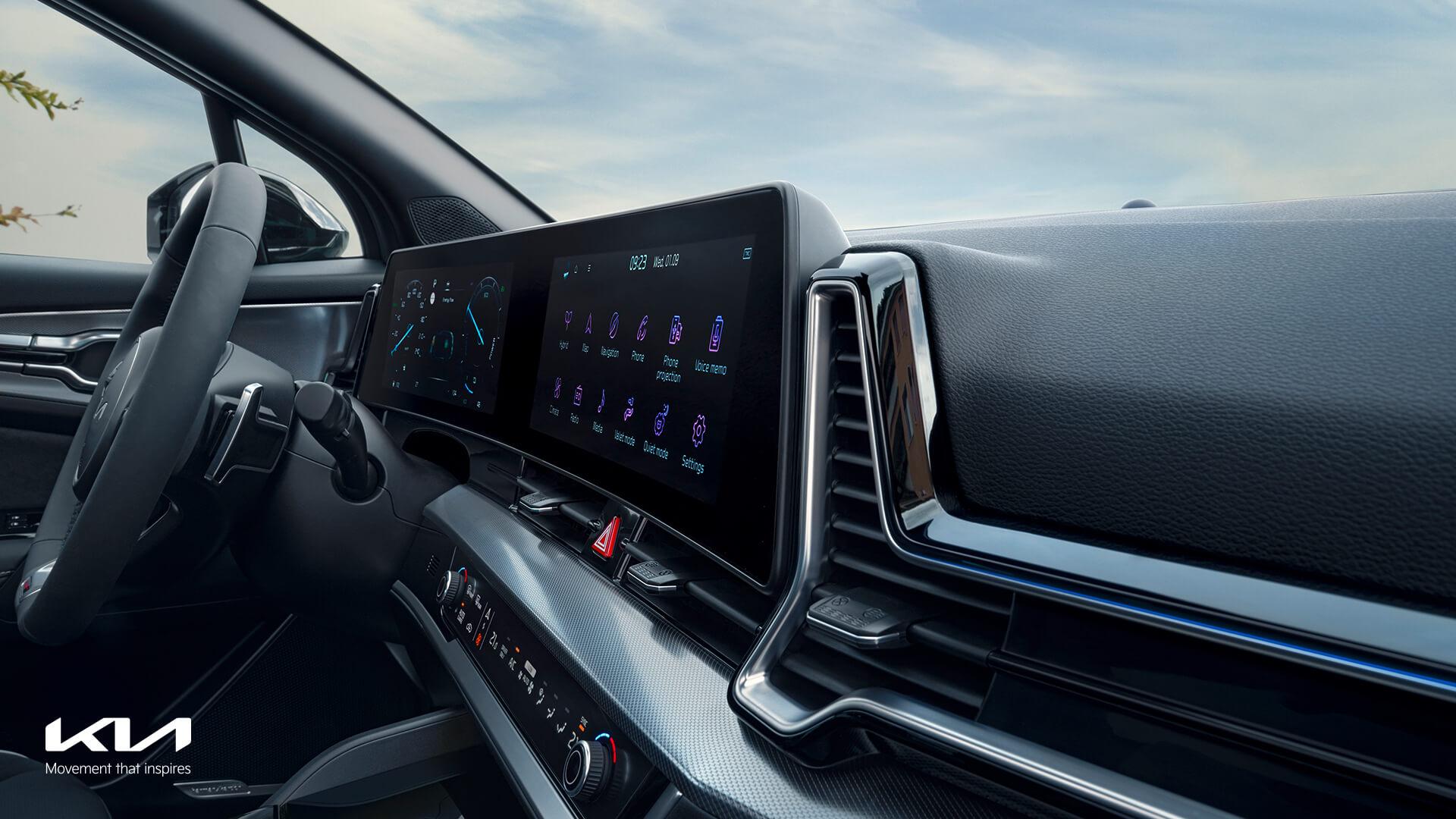 Kia Sportage Hybrid 4
