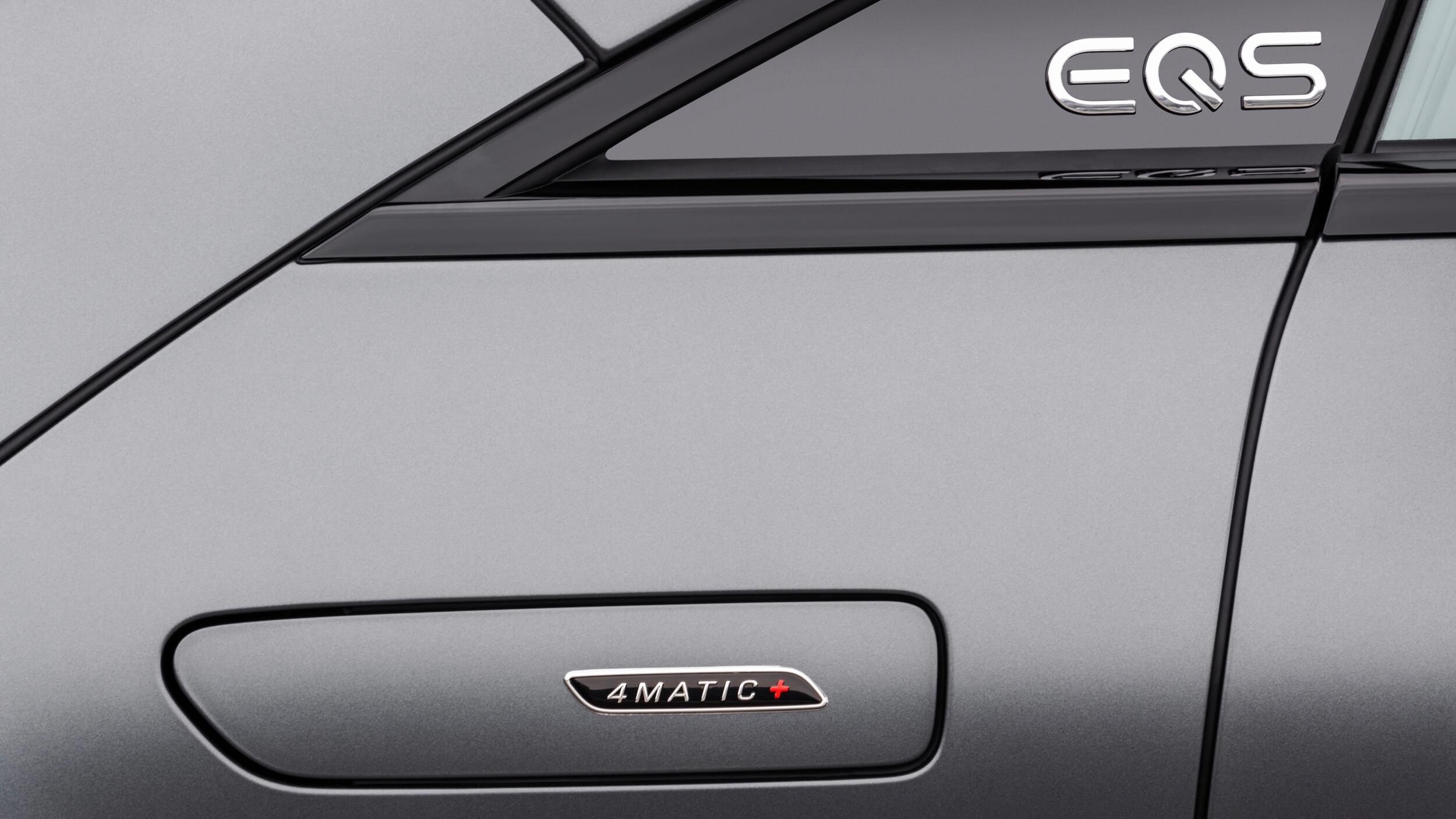Mercedes AMG EQS 53 4MATIC 4