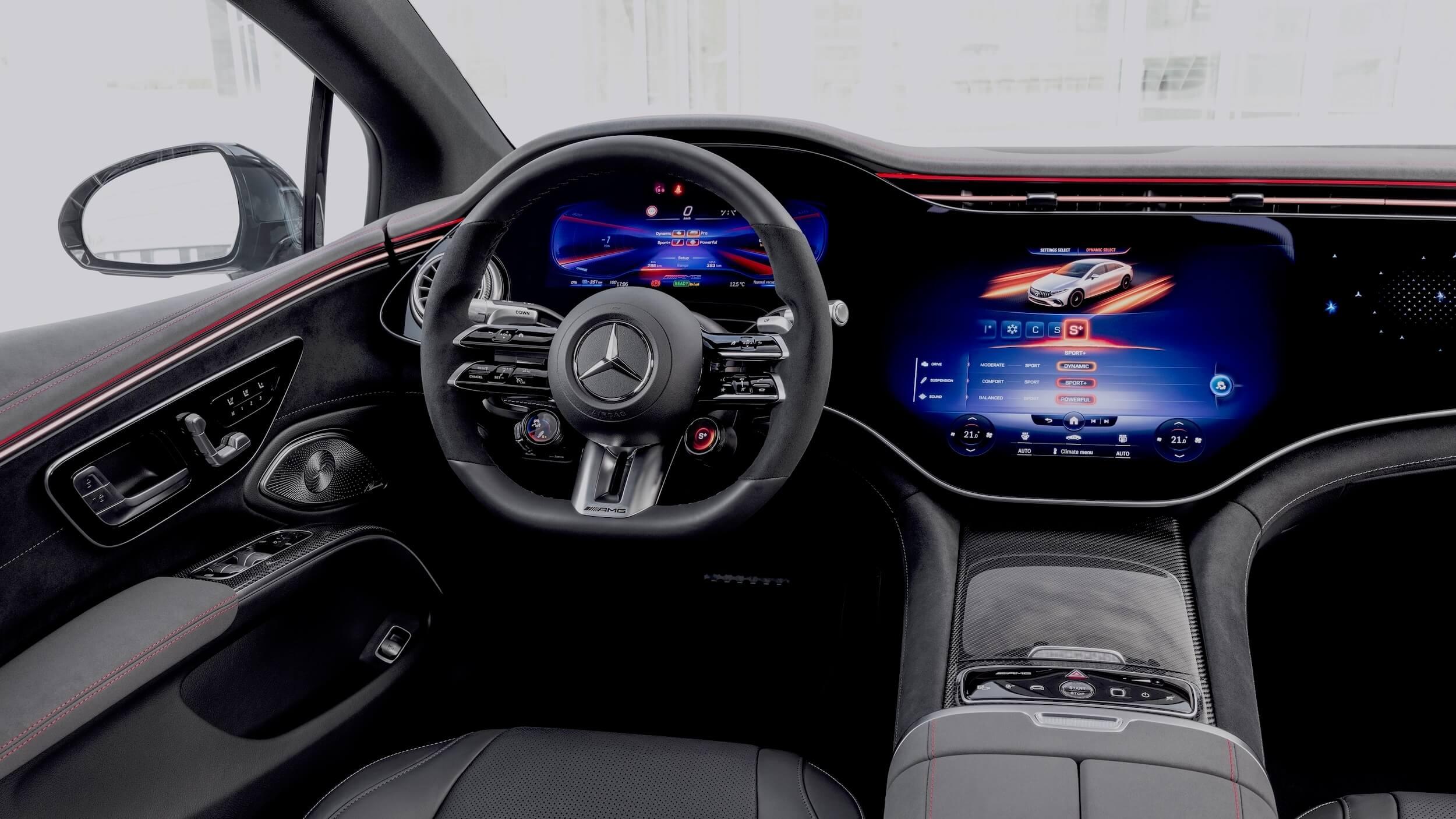 Mercedes AMG EQS 53 4MATIC 6