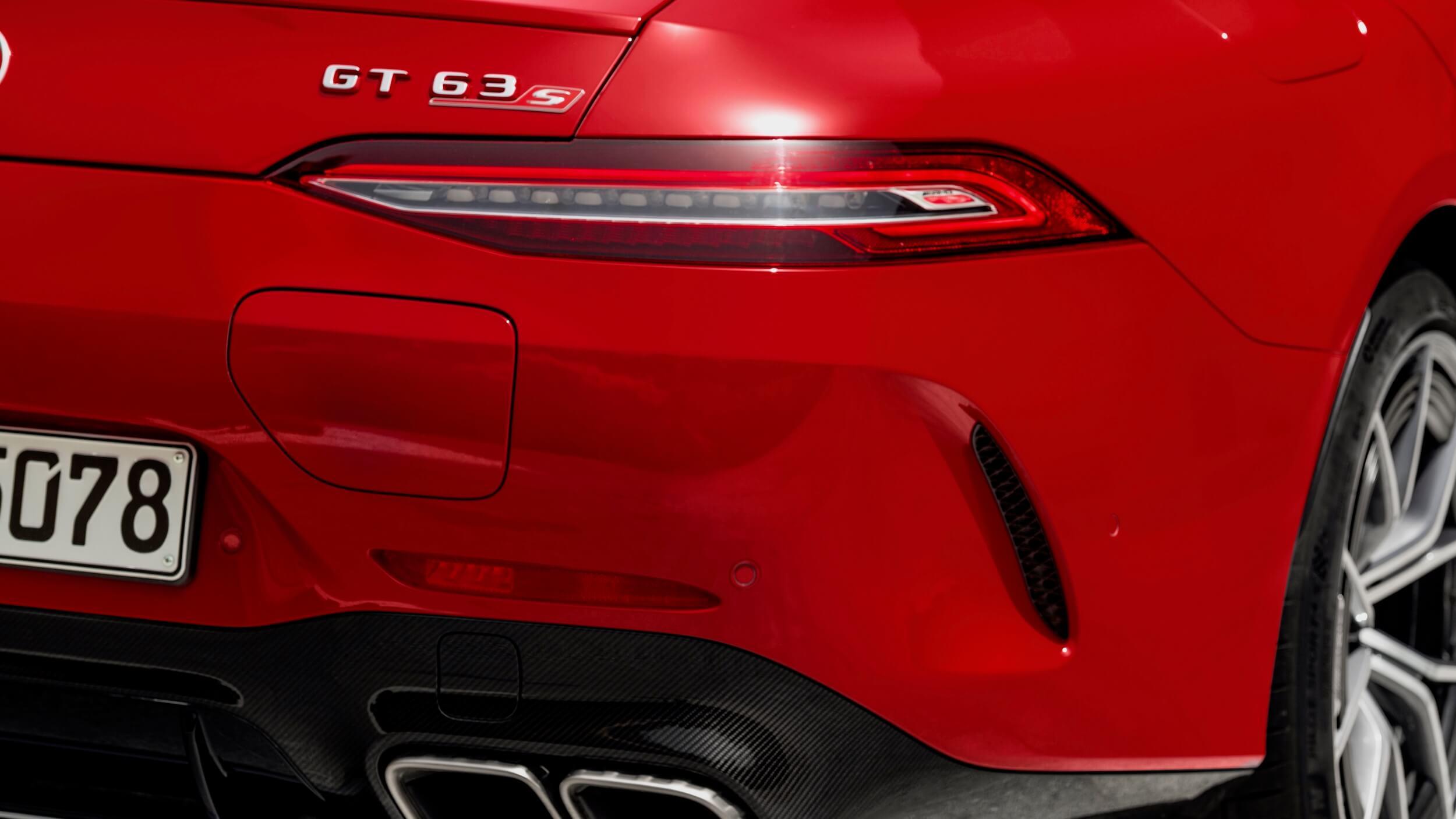 Mercedes AMG GT 63 S E Performance 10