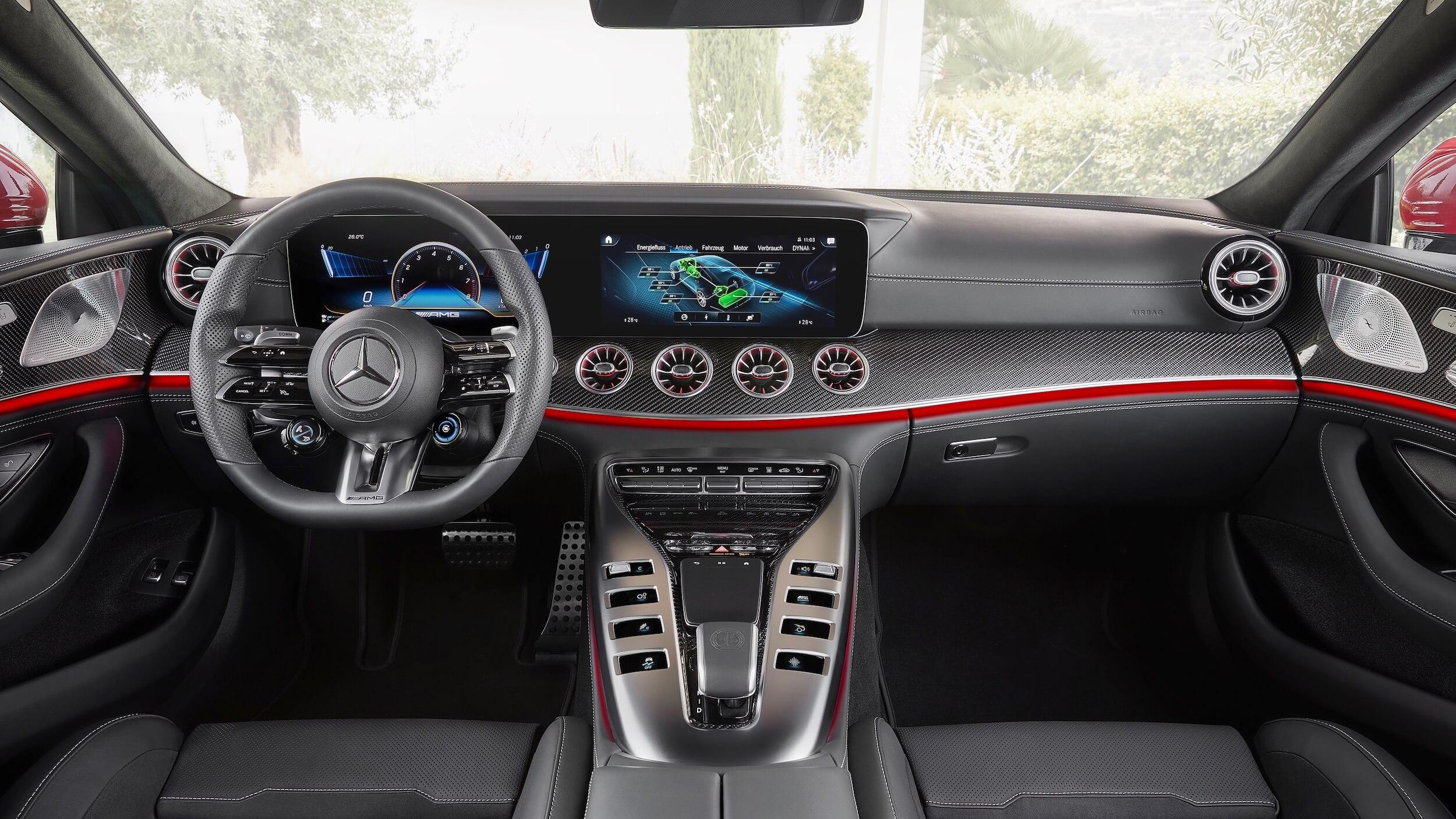 Mercedes AMG GT 63 S E Performance 7