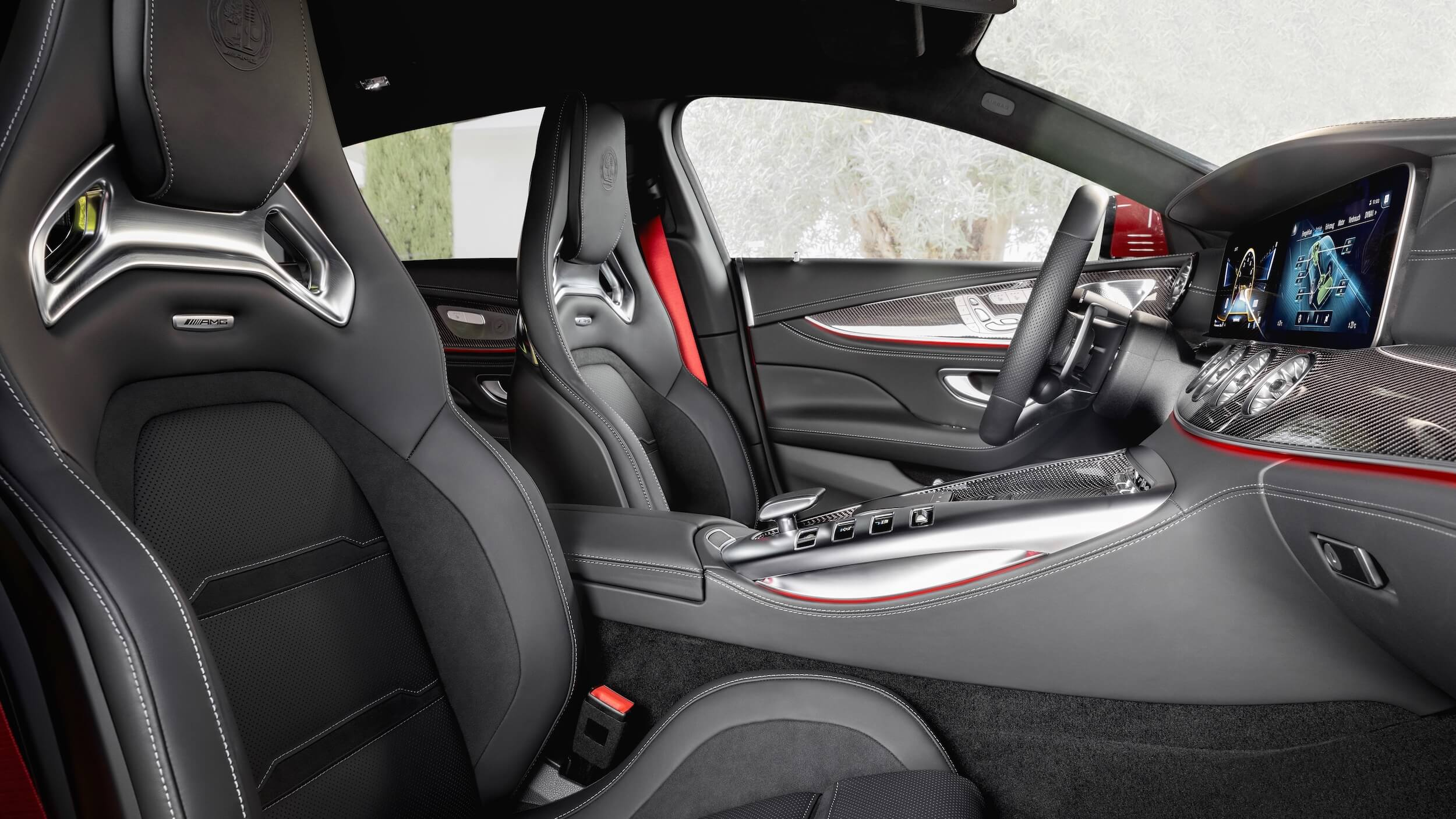 Mercedes AMG GT 63 S E Performance 8