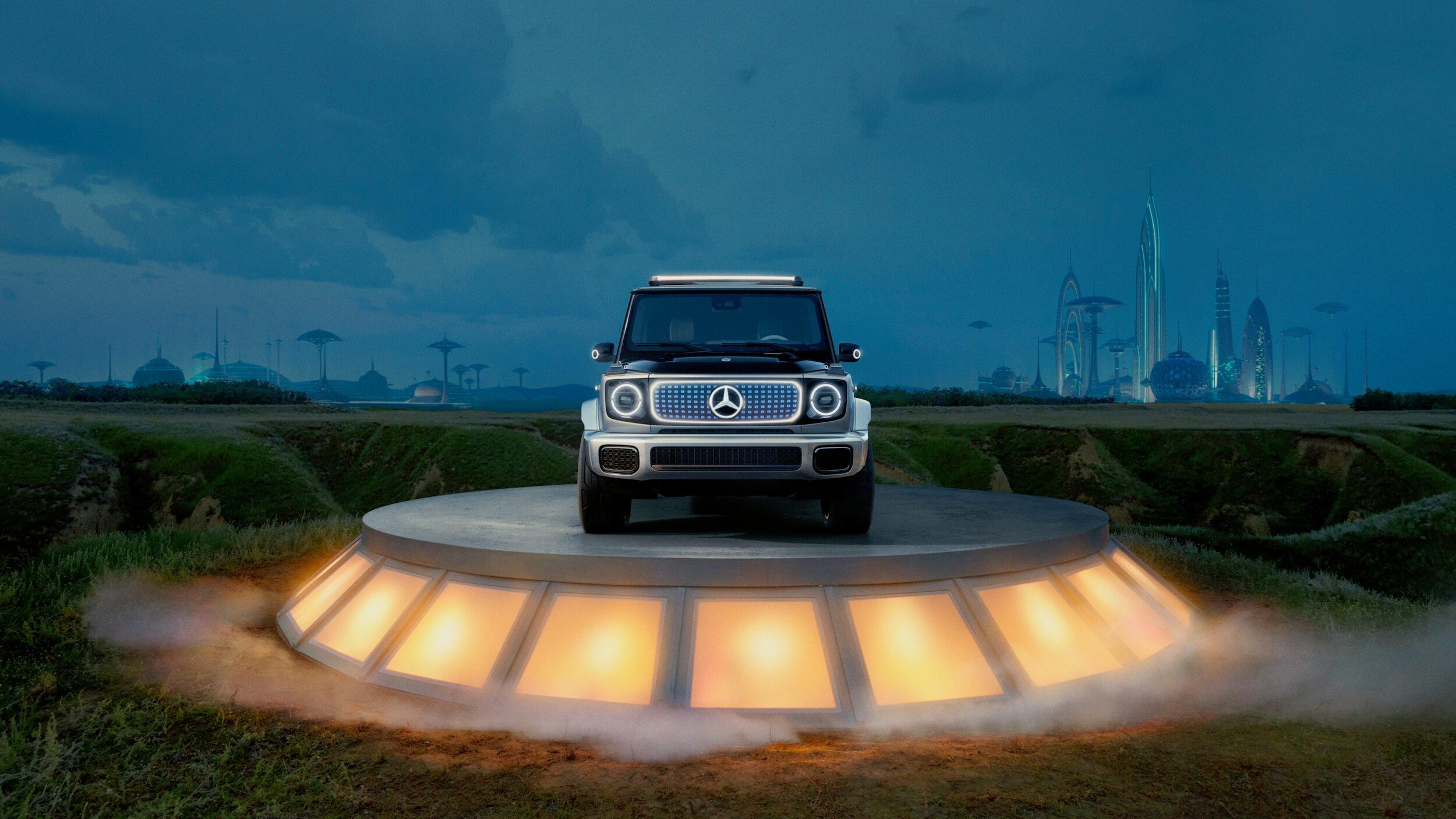Mercedes Concept EQG 3