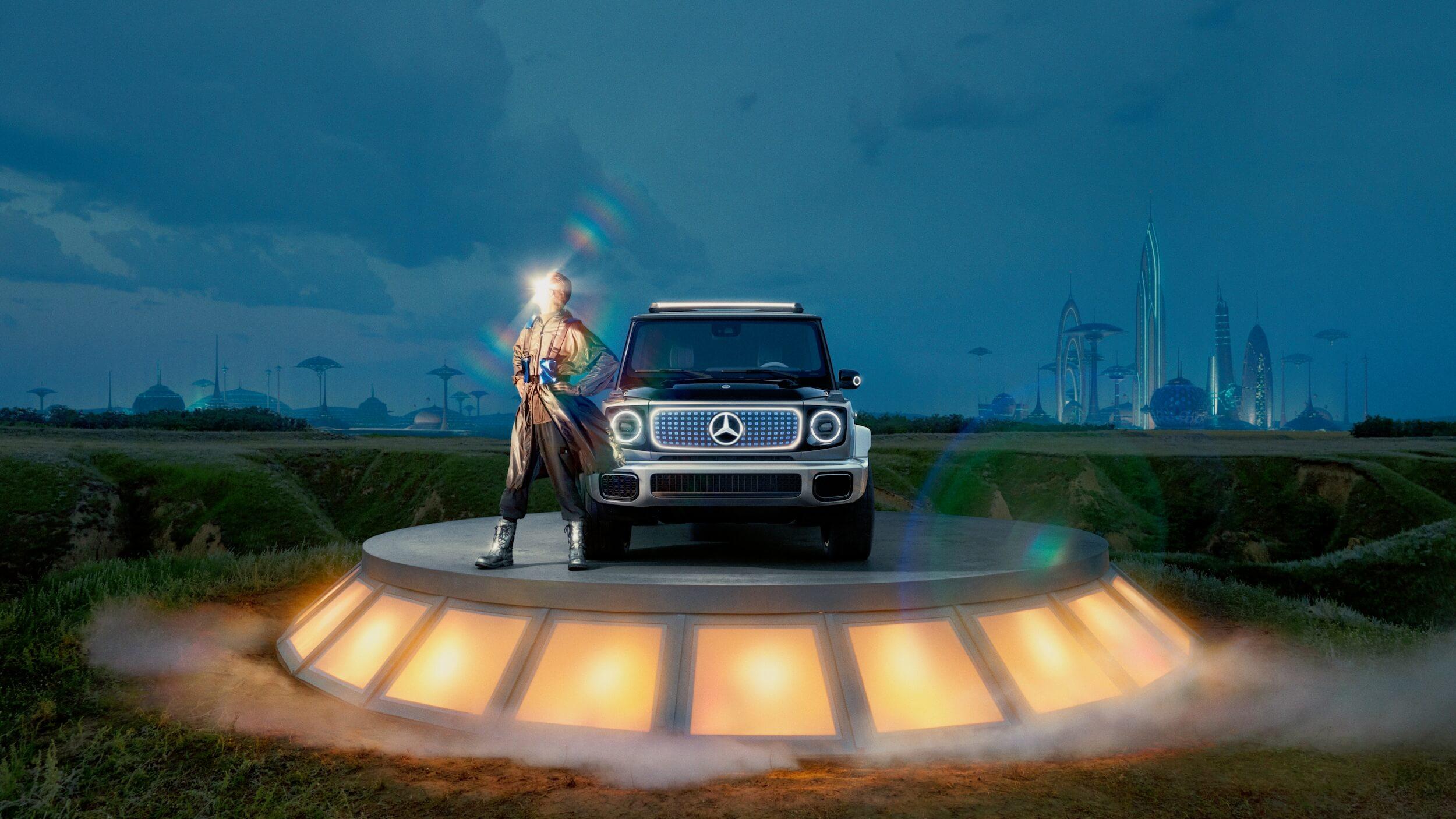 Mercedes Concept EQG 4