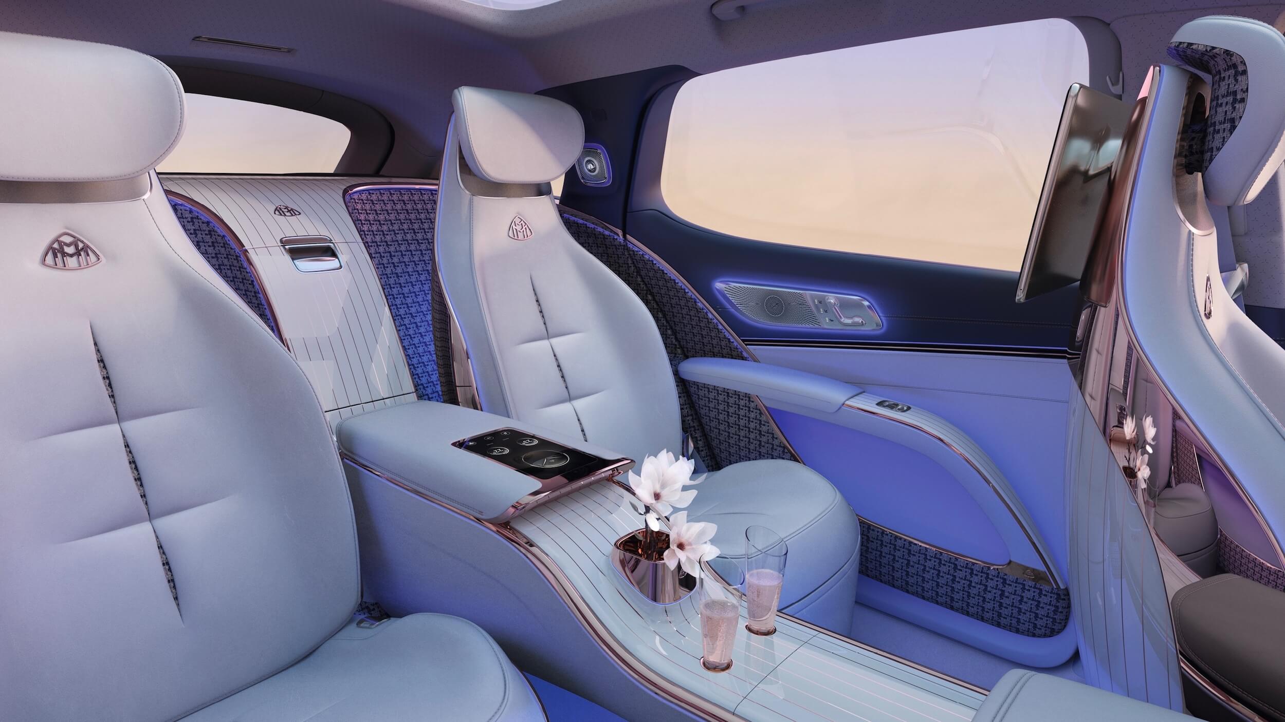 Mercedes Maybach EQS Concept 1