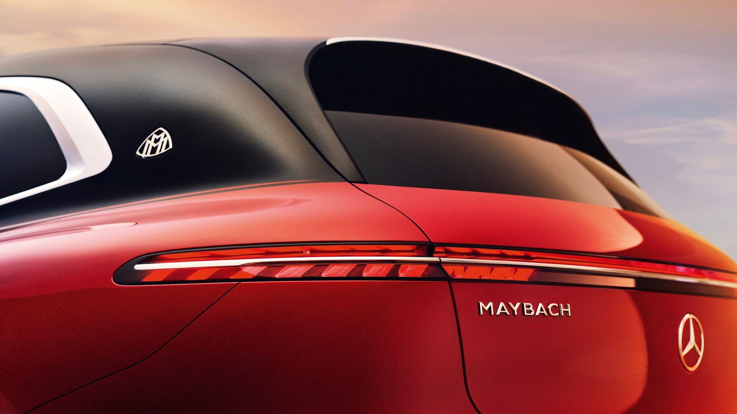 Mercedes Maybach EQS Concept 2