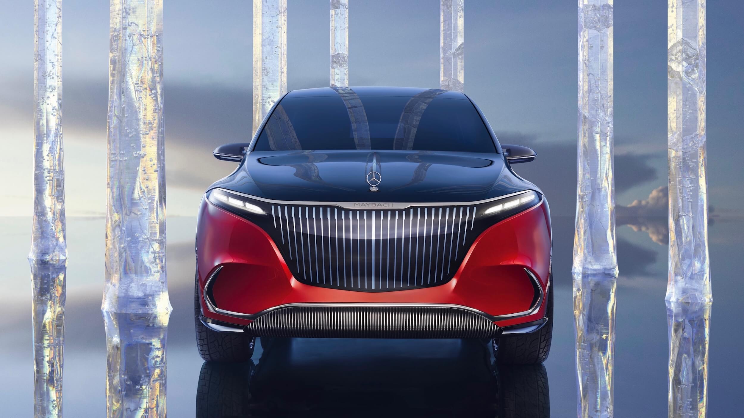 Mercedes Maybach EQS Concept 3