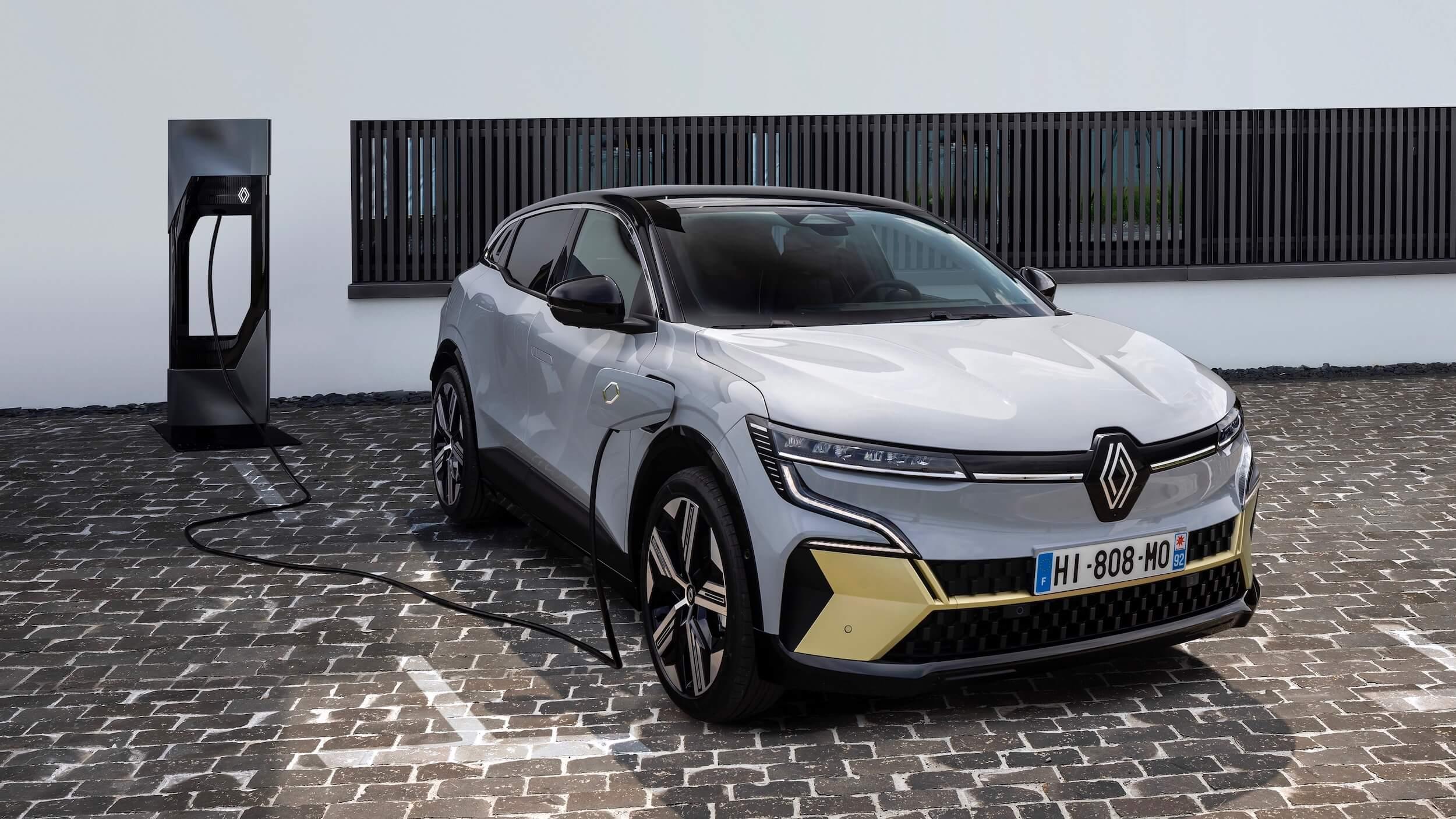 Renault Megane E Tech 10