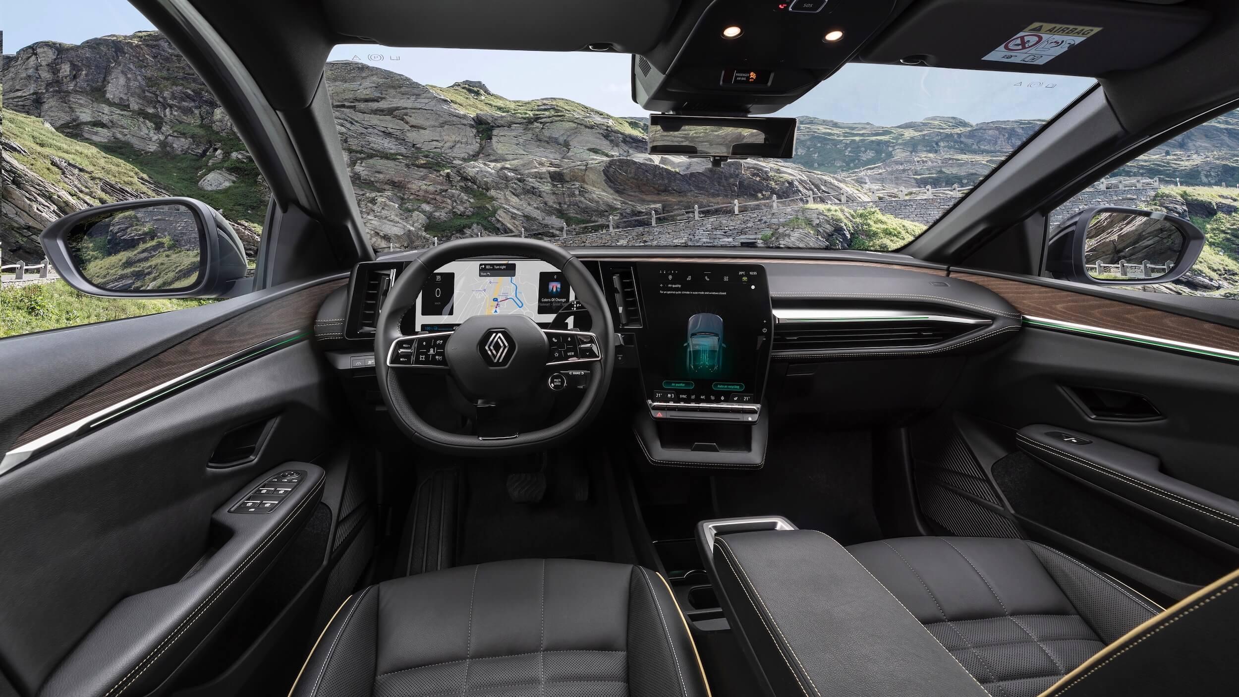 Renault Megane E Tech 4