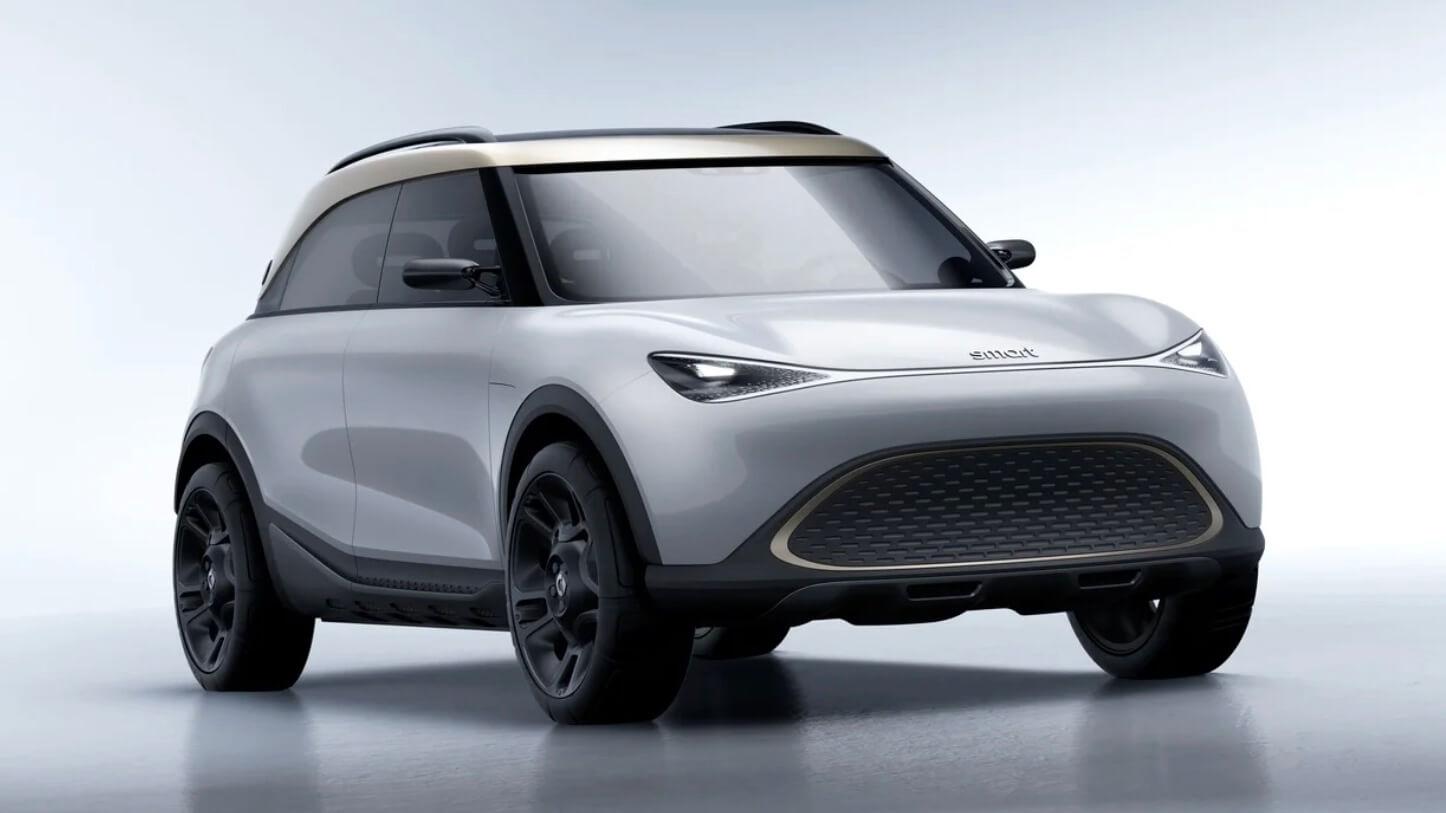 Smart Geely SUV 1