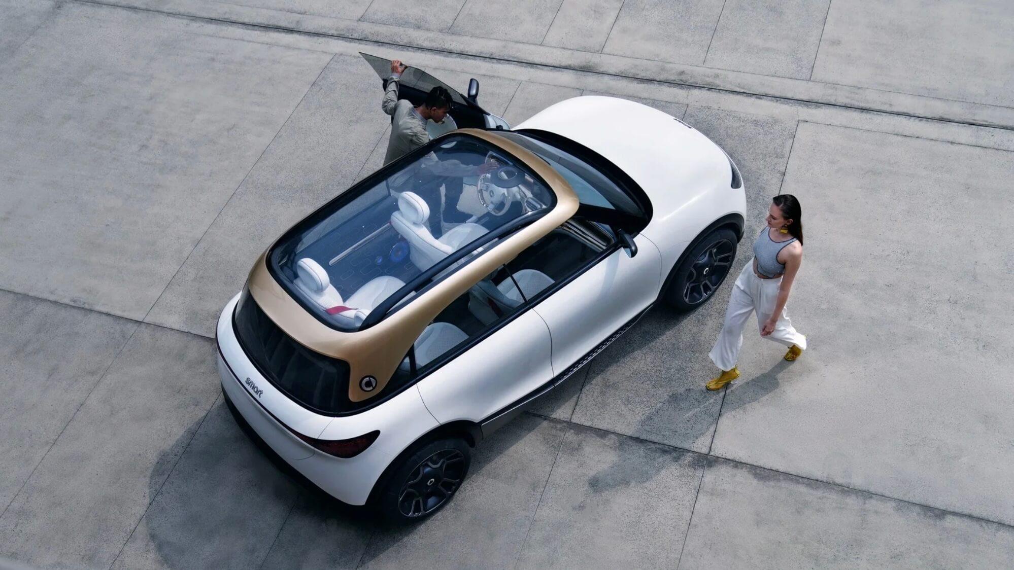 Smart Geely SUV 3
