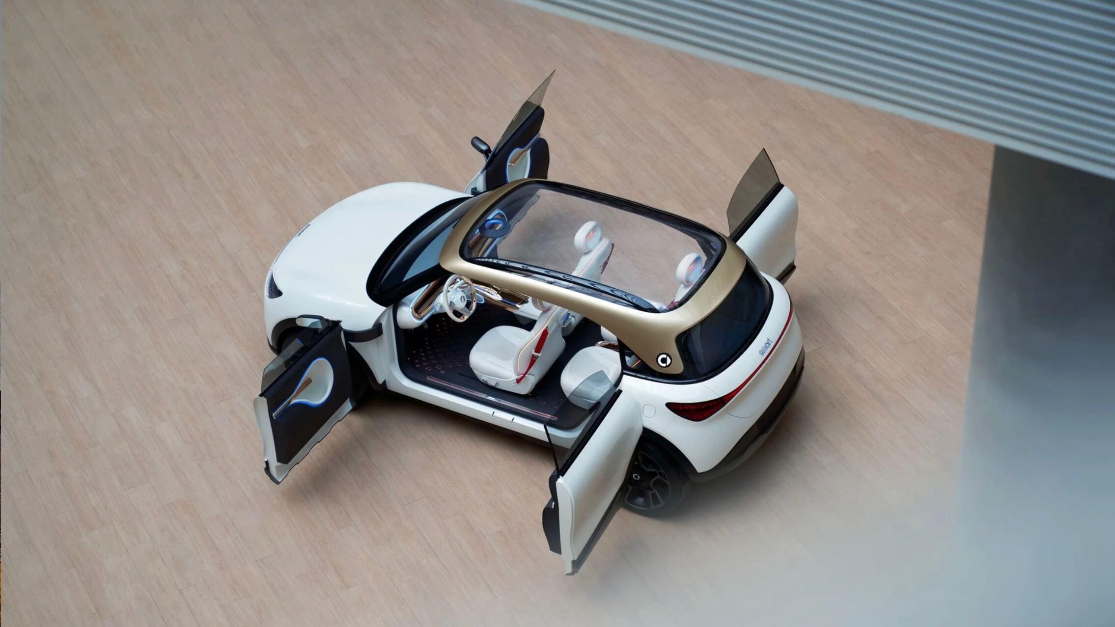 Smart Geely SUV 4