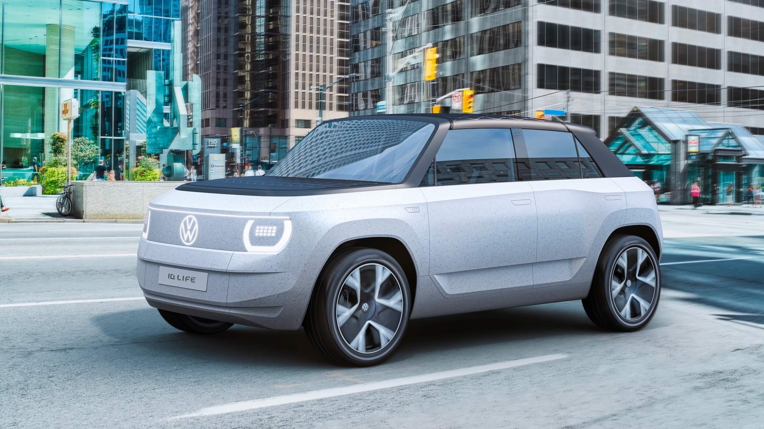 VW ID Life 1