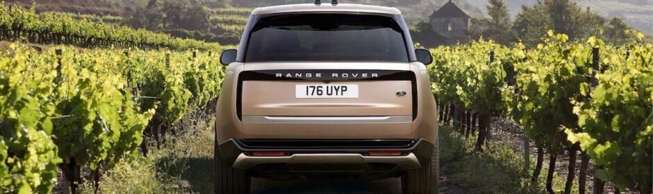 New Range Rover 2022