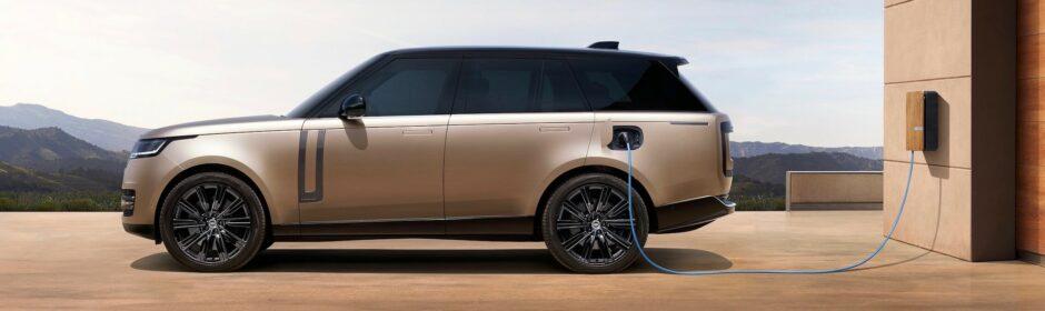 Range Rover 2022 plug in hybride